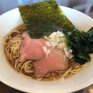 麺屋 SO極 - 料理写真:中華そば700円