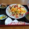 てんだ花 - 料理写真:メニューに無いタコライス750円税込。