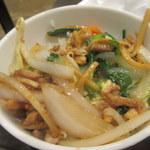 中華菜館 水蓮月 - なんちゃって中華丼!