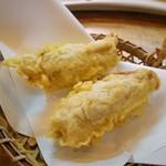 喜作 - 寿司の天ぷら