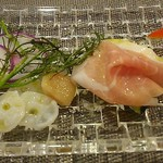 イタリアンレストラン Zucca - 本日の前菜盛り合わせ