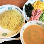 日高屋 - 料理写真:ごま味噌冷し