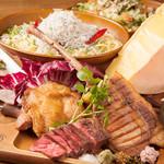 肉専門 大衆酒場 トロット - 肉ジャングルコース