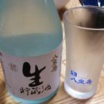 鳥幸 - 鳥幸 冷酒680円