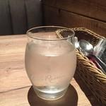 umineko ebisu - カルロロッシのグラス
