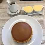 フル フル - ミニホットケーキ(バターは2人分)