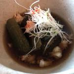 蕎麦と魚 銀平 -
