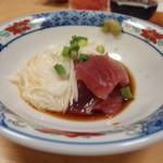 中園食堂 - 山かけ納豆