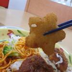青山学院大学 学生食堂 - ポテトフライ