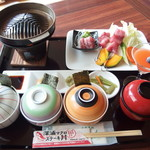 食事処 広〆 - 料理写真:深浦マグロステーキ丼 1500円