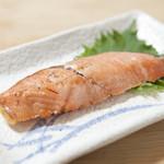 日本酒バー オール・ザット・ジャズ - 新潟・村上の塩引鮭