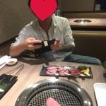 焼肉 桜咲