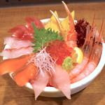 どんぶり茶屋 - 空丼 1780円