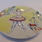 69705085 - シャガールの絵皿