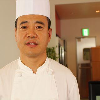 中国出身の本格料理人