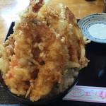 69709417 - 海鮮天丼 小 750円