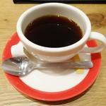 ごはんdeカフェ - ホットコーヒー 410円