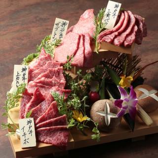 〈おススメ〉2代名物セット3900円(税抜)