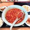 元祖ニュータンタンメン本舗 - 料理写真:タンタンメンセット¥1000