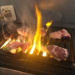 新宿食肉センター 極 - 一人焼肉出来ます