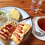 きしゃぽっぽ - 料理写真: