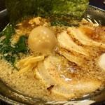 麺屋 集 - 三の陣…930円
