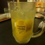 武蔵 - 瀬戸内レモン酎ハイ