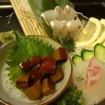 武蔵 - 刺身(ちょい盛り)
