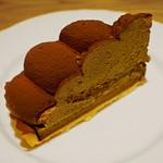 デリス - チョコレートタルト