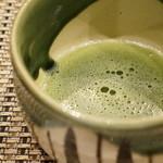 平花とんぼ - 抹茶