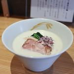 麦の道 すぐれ - 料理写真:貝柱の旨味鶏そば☆