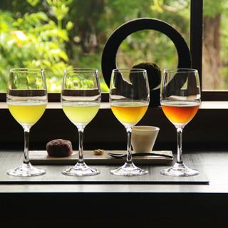 【日本茶】冷茶set