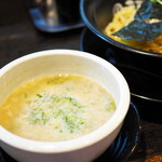 神虎 - つけ麺(柚子塩・並)
