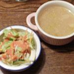 6972263 - サラダとスープ