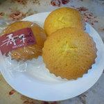 ケーキハウス クドウ - 料理写真:焼菓子の一番人気のマドレーヌ