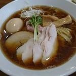 69720210 - 特製地鶏中華そば 1,030円