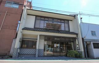 桜屋菓舗 本店 - 外観☆