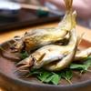 豪龍久保 - 料理写真:天然鮎 四万十川