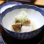 豪龍久保 - 炊合  鮑と石川芋