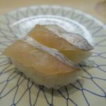 にこにこ寿司 - 太刀魚