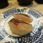 にこにこ寿司 - のどぐろ