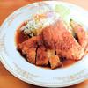 洋食の店 花櫚 - 料理写真:チキンカツレツ