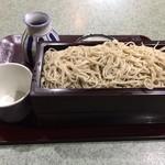沢畔 - 料理写真:2段重ねのせいろです。