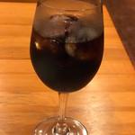 お天気屋喫茶店 - アイスコーヒー