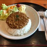 お天気屋喫茶店 - リシリアンカレー