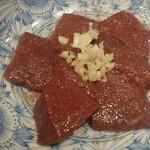 塩焼肉 二郎 - レバー 700円