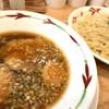 らーめん天神下 大喜 - 料理写真:つけ麺・醤油