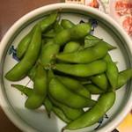 つぼ八 - 枝豆