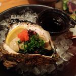 壱厘酒蔵 - 岩牡蠣✩
