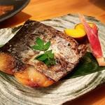 壱厘酒蔵 - 鰆の西京焼き✩